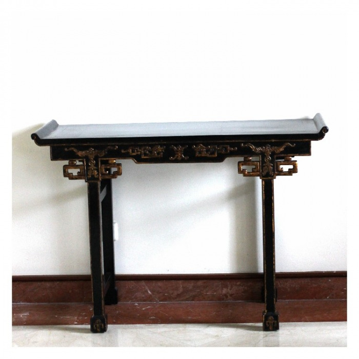 ALTER TABLE / CONSOLE